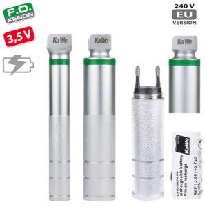 F.O. Xenon Ladegriffe 3,5 V