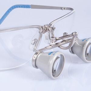 Binocular magnifying glasses